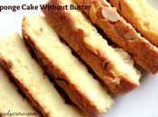 Sponge Cake Without Butter Step Recipe