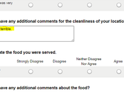 Fill Customer Surveys