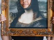 Mona Lisa Halloween Costume