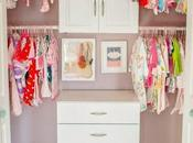 Closet Organization Ideas Baby's Nursery