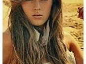 Surfer-Girl Hair Different Styles