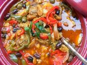 Mquilla Moroccan Fish Tagine with Chermoula Vegetables
