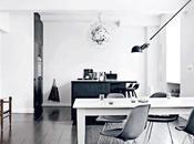 Danish Apartment Dark Tones