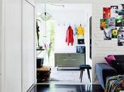 Interiors: Black, White Colour Over