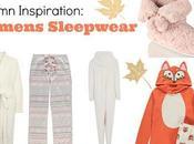 Autumn Inspiration: Womens Sleepwear