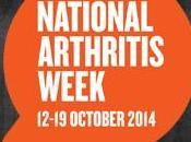 National Arthritis Week: 12–19 October