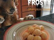 Frosty Pumpkin Treats