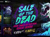 Sale Discounts Horror Titles Halloween