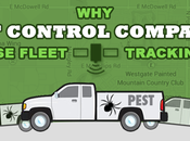 Pest Control Companies Fleet Tracking