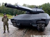 Poland's PL-01 Stealth Tank Looks Totally Badass