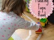 Masking Tape Road