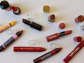 Cruelty Free Lipsticks Fall Under Swatches