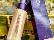 Oriflame Illuskin Foundation Review Swatches Shades