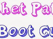 Free Crochet Pattern: Cuff Boot Topper