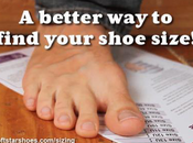 Shopping Online? Finding Your Shoe Size Just Faster, Easier More Accurate!