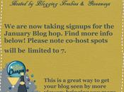 Blogger January Blog Signup