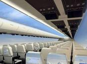 Windowless Planes With Panoramic Views Future Flying