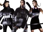 Alexander Wang H&M: Futuristic Superhero Clothing