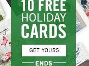 Free Personalized Holiday Cards from Tiny Prints!