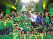 Gain Perpetual Trophy 2014 MILO Little Olympics Finals