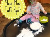 Flour Play Tuff Spot