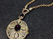 Gorgeous Heirloom Locket Necklace