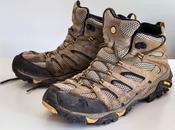 Merrell Moab Ventilators Boots, November 2014