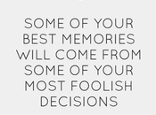 QOTD: Best Memories