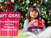Gift Ideas Children Your Christmas List