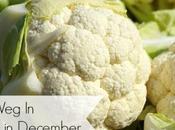 Fruit Vegetables Season December