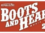 Boots Hearts Adds Justin Moore, Little Town, Dallas Smith More…