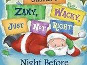 "Children's Christmas Book Review: ""Santa's (Zany, Wacky, Just Right!) Night Before Christmas,"" Simoneau David Radman"