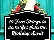 Free Things Into Holiday Spirit