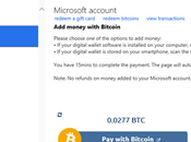 "Microsoft ""You Bitcoins Apps, Games More Windows Xbox Today"
