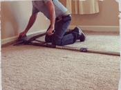 Steps Re-stretch Your Carpet