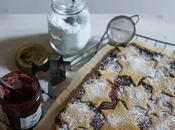 Christmas Time with Raspberry Shortbread Stars