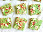 Guest Blogger: Glowing Fridge Candy Cane Marshmallow Peppermint Fudge