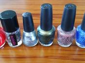 Christmas Nail Polish Shades 2014