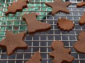 Chocolate Ginger Cookies (Paleo, GAPS, Gluten Free, Free)