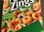 Today's Review: Apple Zings