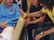 David Villa Returns Catalonia Operation Break