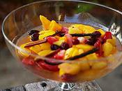 Poached Mixed Fruit