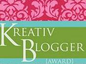 Kreativ Blogger Award!!