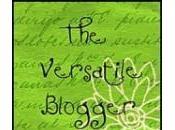 Random Things About Versatile Blogger Award