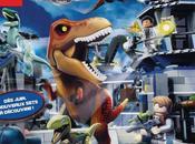 Official 'Jurassic World' LEGO Reveals Hybrid Dinosaur