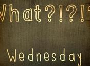 What…? Wednesday: What Christmas?