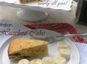 Sunday Baker Italian Hazelnut Cake {with Just Kiss Chocolate}