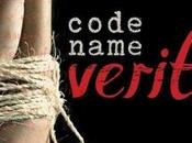 Review: CODE NAME VERITY Elizabeth Wein