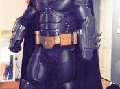 Makes Batman: Arkham Origins Costume with 3D-Printed Parts