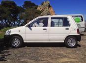 1993 Daihatsu Mira Specification. Review